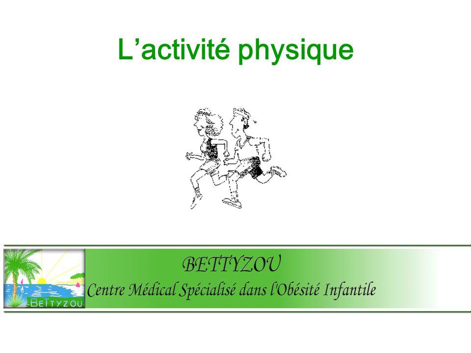 Lactivité physique