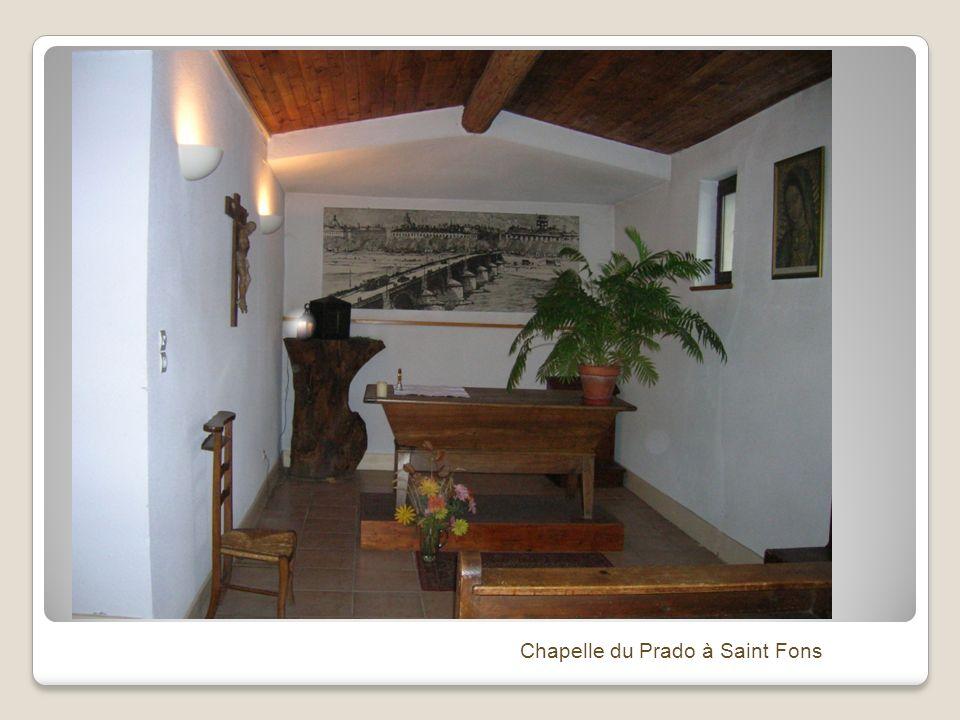 Chapelle du Prado à Saint Fons