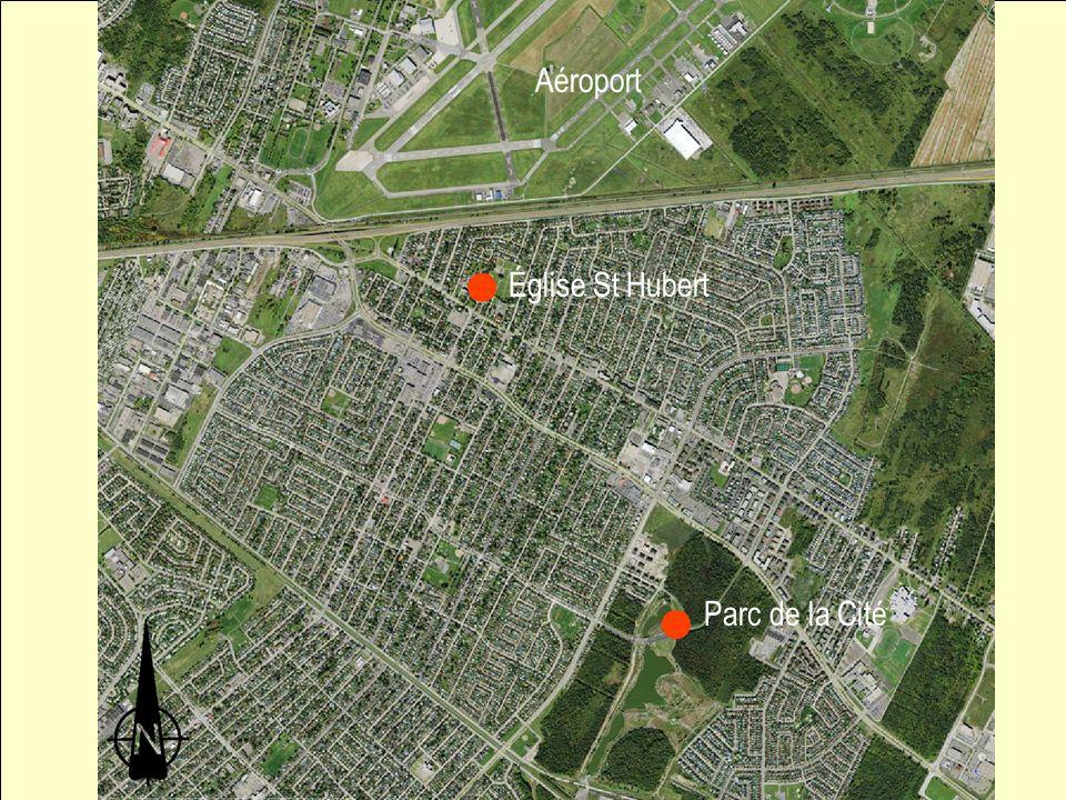 Résultats des mesures des composés organiques volatils (COV) dans lair effectuées aux deux postes de mesures Composés organiques volatils (COV) Église Saint- Hubert (µg/m 3 ) Parc de la Cité (µg/m 3 ) Réseau de surveillance de la qualité de lair Ville de Montréal Normes canadiennes 24 h (µg/m 3 ) Benzène< 0,320,32 0,94-3,55 (µg/m 3 ) 10 Toluène1,882,26 3,01-7,4 (µg/m 3 ) - Chlorométhane0,83 1,09-1,16 (µg/m 3 ) - Trichlorofluoromé thane (FERON 11) 1,68 1,51-1,65 (µg/m 3 ) - Dichlorodifluorom éthane (FERON 12) 3,063,21 2,7-2,82 (µg/m 3 ) - Chloroforme1,460,98 0,13-0,23 (µg/m 3 ) - Dichlorométhane2,783,12 0,55-0,92 (µg/m 3 ) -