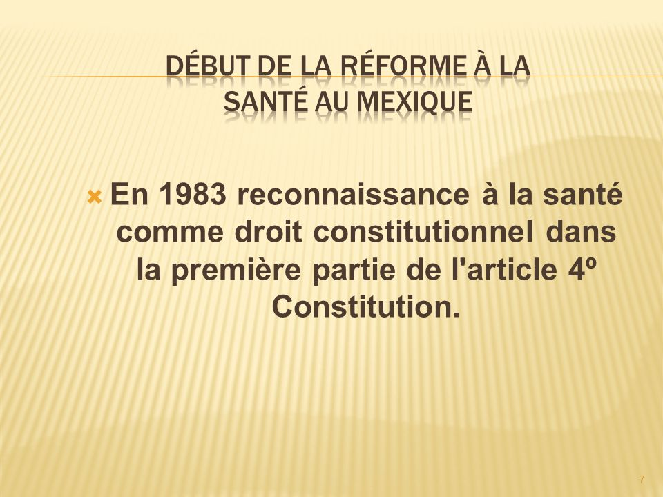 28 SSA.Ley General de Salud, art. 17 bis. 2008. SSA.