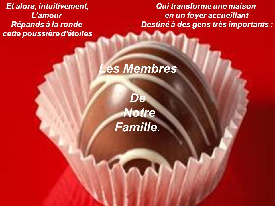 Je vous souhaite Une journée remplie d amour Et des lendemains Au goût bien chocolaté...