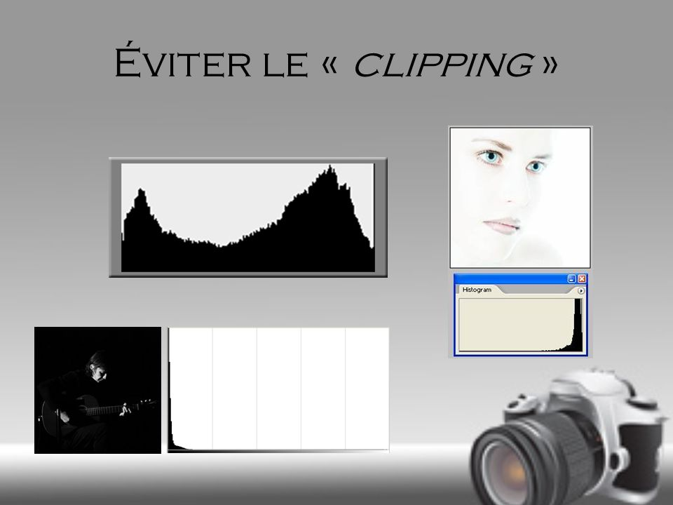 Éviter le « clipping »