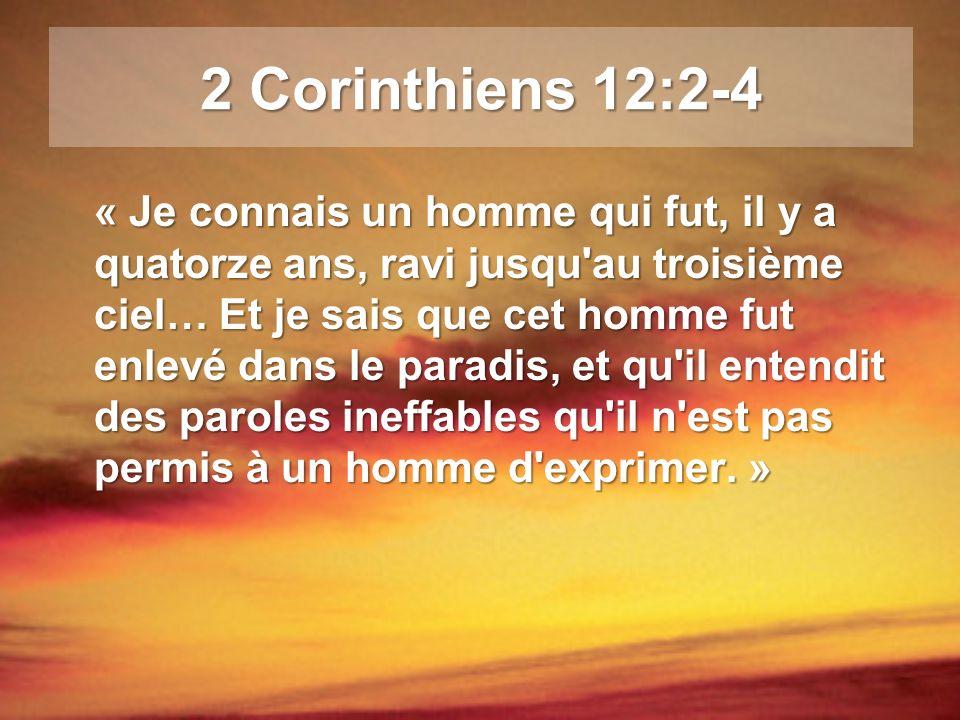 Ensuite, nous les vivants, qui seront restés, nous serons tous ensemble enlevés avec eux sur des nuées, à la rencontre du Seigneur dans les airs, et ainsi nous serons toujours avec le Seigneur.