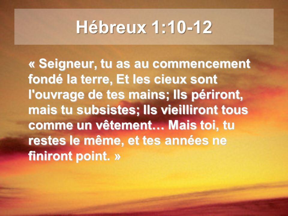 Ecclésiaste 3:10-11 « Dieu a mis dans le cœur de lhomme la pensée de l éternité, bien que l homme ne puisse pas saisir l œuvre que Dieu fait, du commencement jusqu à la fin.