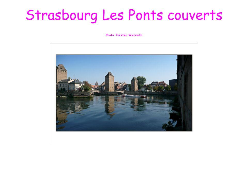 Strasbourg - Place Benjamin Zix Photo Torsten Wermuth