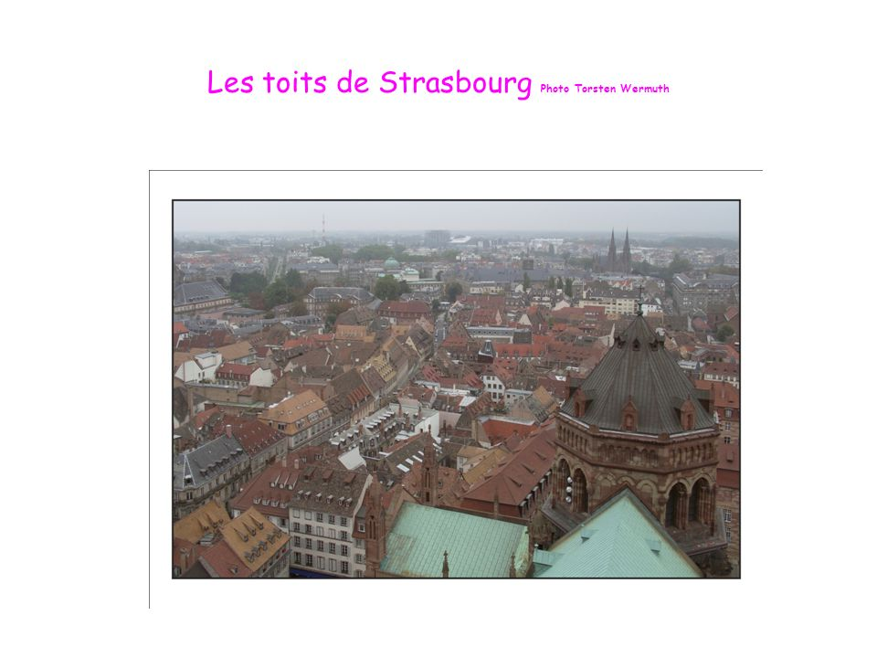 Strasbourg Le long de lIll Photo Angèle Lapp