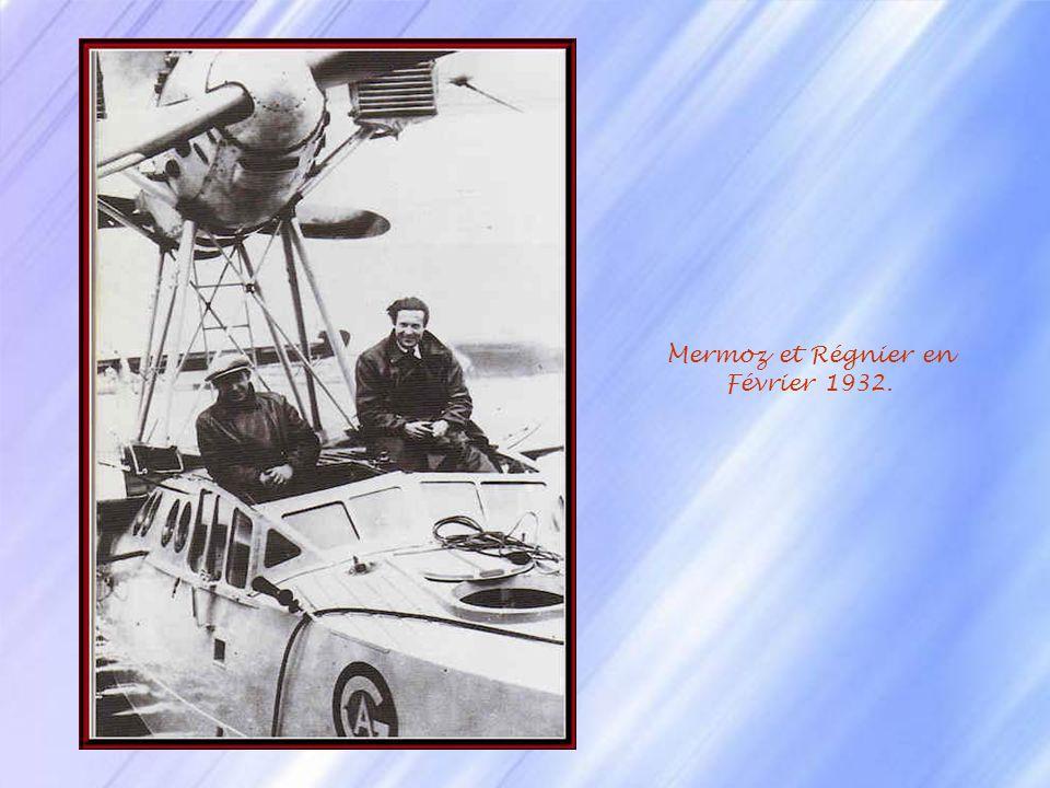 Le Couzinet 70, piloté par Jean Mermoz, ce trimoteur a traversé l'Atlantique Sud en janvier 1933.
