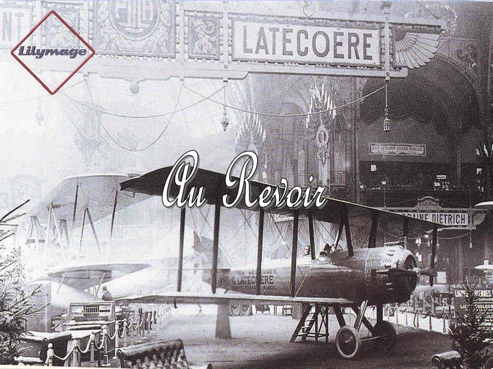 Informations prises sur le Net et dans les livres sur laviation de Patrick Baudry et de Yves Marc. La majorité des photos proviennent du Musée Air-Fra