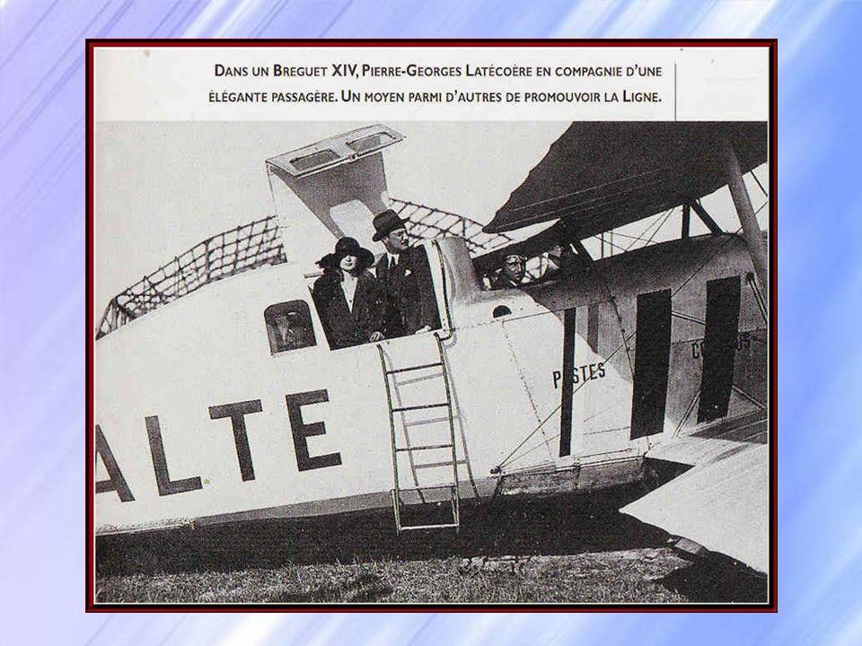 Pierre-Georges Latécoère fonde, en 1917, la Société industrielle daviation Latécoère à Toulouse. Les avions sont commandés par le gouvernement. Sitôt