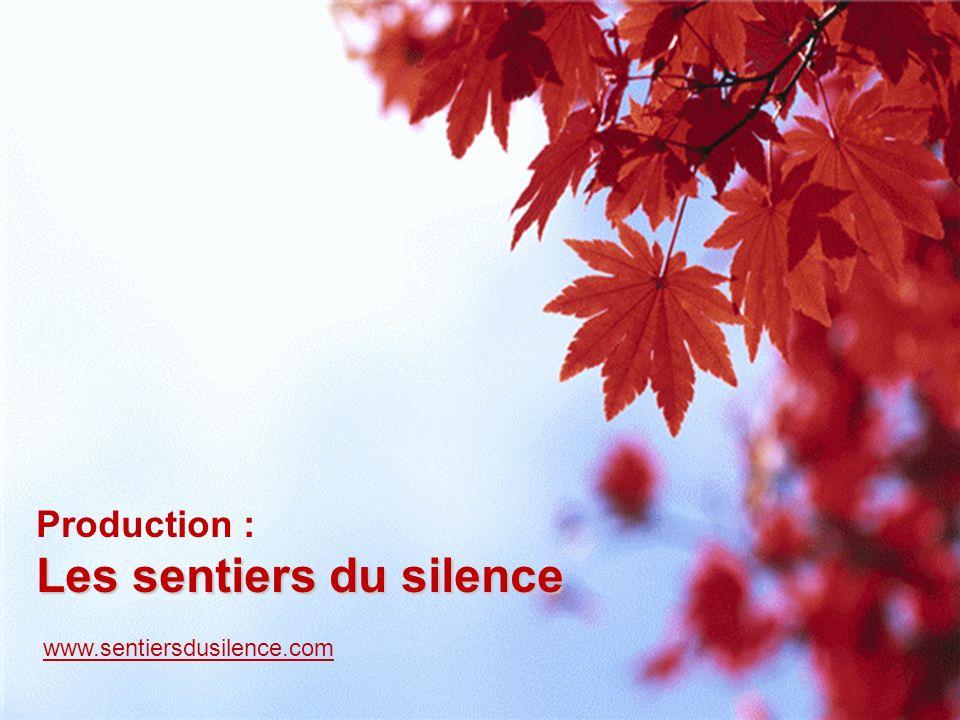 « Cest le silence qui nous relie à lunivers, à linfini. » (Yehudi Menuhin)