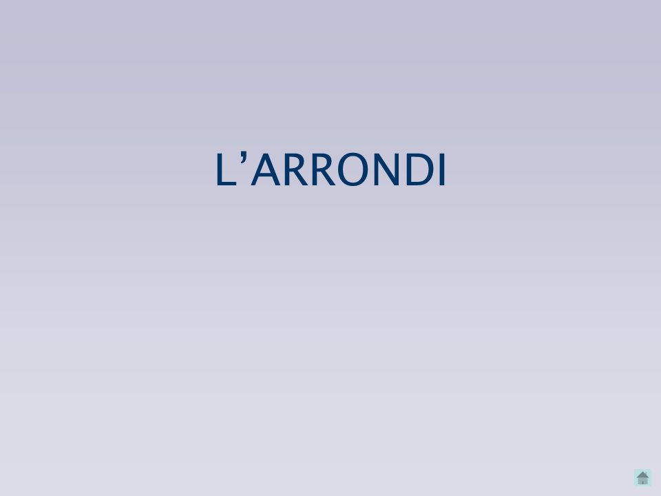 LARRONDI
