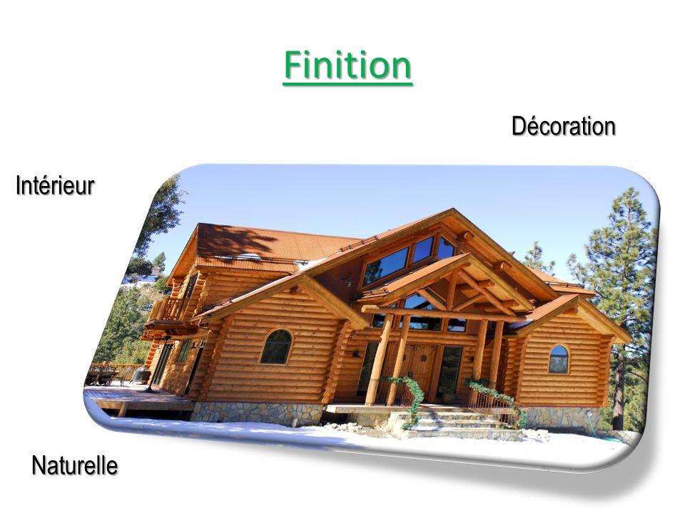 Finition Finition Intérieur Décoration Naturelle