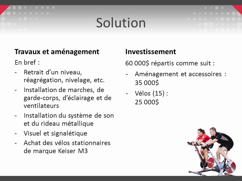 Solution Travaux et aménagement En bref : -Retrait dun niveau, réagrégation, nivelage, etc. -Installation de marches, de garde-corps, déclairage et de