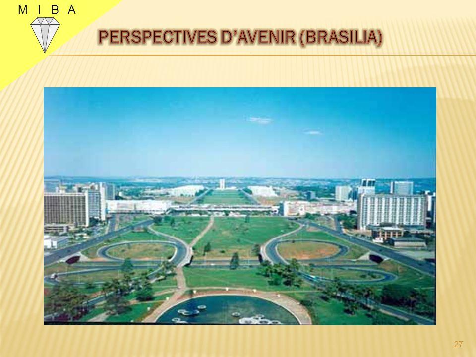 On peut donc imaginer limplantation de grands espaces pour les activités : collectives ; sportives ; culturelles ; et publiques Développer les services d infrastructures Intégrés (comme se fut les cas des villes de Brazilia, dAbuja, etc…).