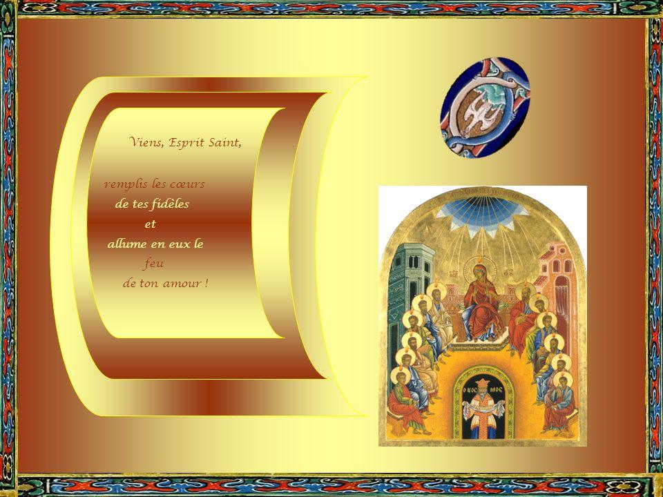 Ces disciples nauront quà parler du Fils de Dieu fait homme et Rédempteur de tous, de lEsprit Saint qui renouvelle les âmes, du Père céleste qui les a