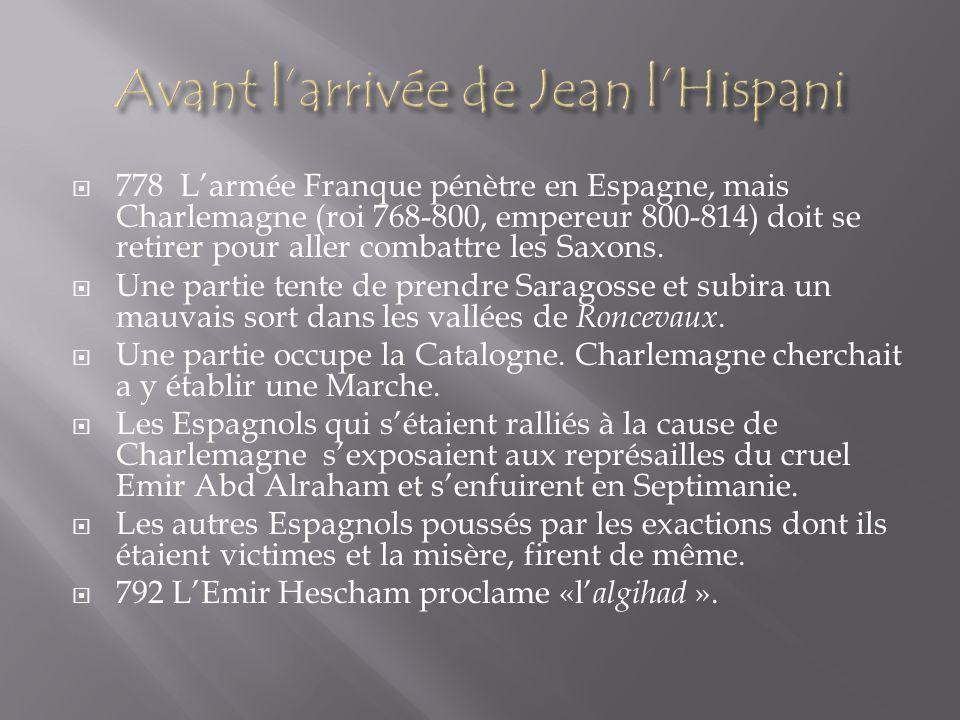 E.Cauvet attribue aux descendants de Jean la construction de léglise de saint Victor.