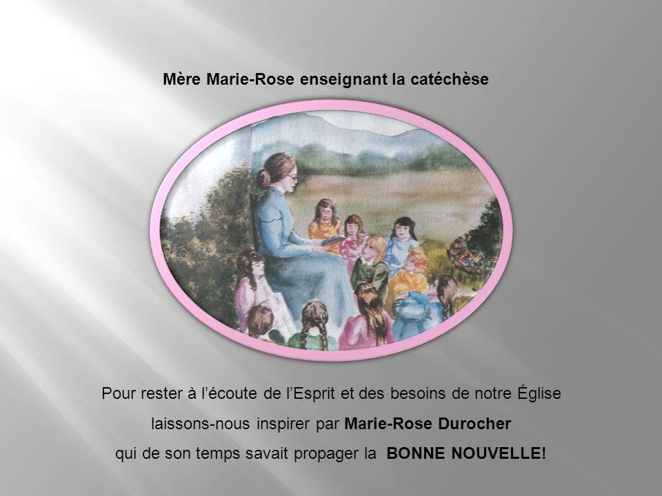 Cours de Sœur Ghislaine Laporte. Le cours de Sœur Ghislaine invite la prière dans lactualité de notre vie.