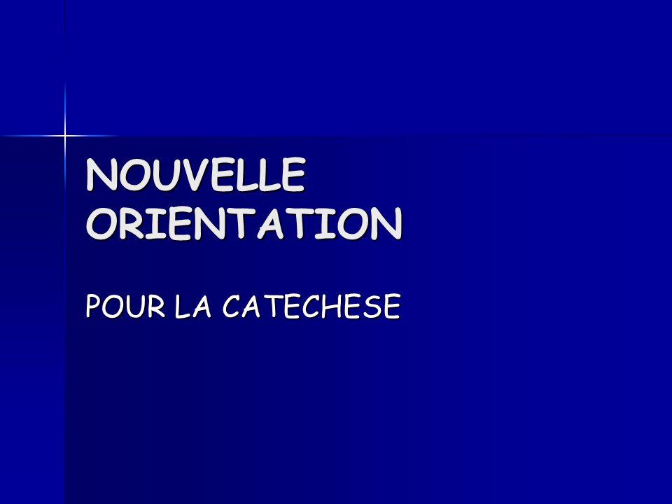 La catéchèse en France