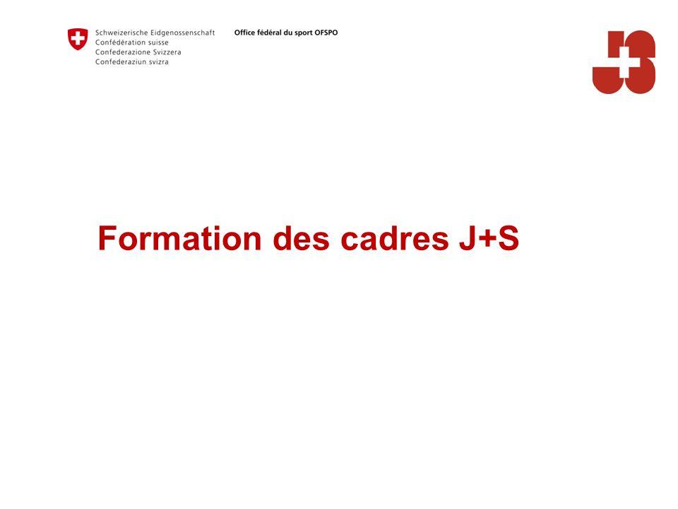 4 Office fédéral du sport OFSPO Jeunesse+Sport