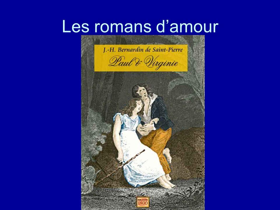 Les romans damour