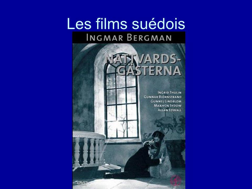 Les films suédois