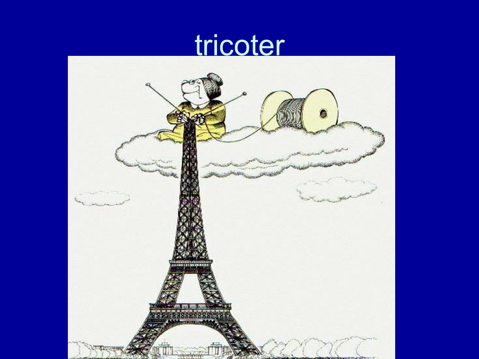 tricoter