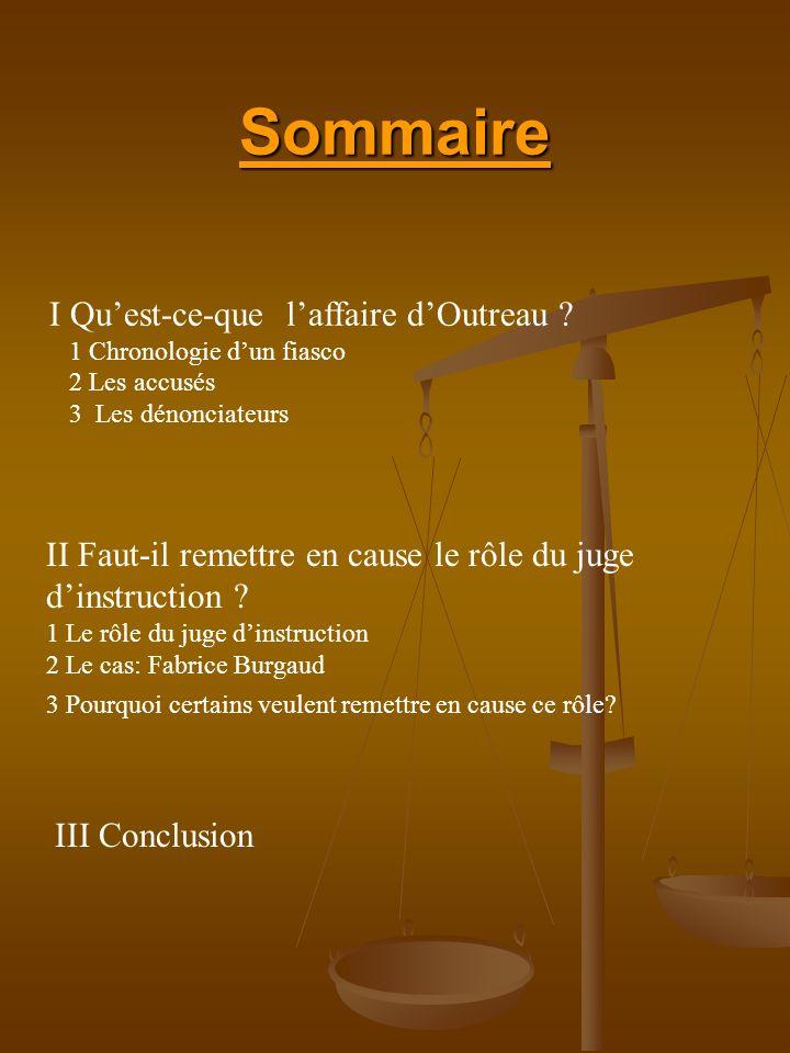 Quest-ce que laffaire dOutreau Laffaire dOutreau part dune affaire pénale dabus sexuels sur mineurs dans le Nord-Pas-De-Calais.