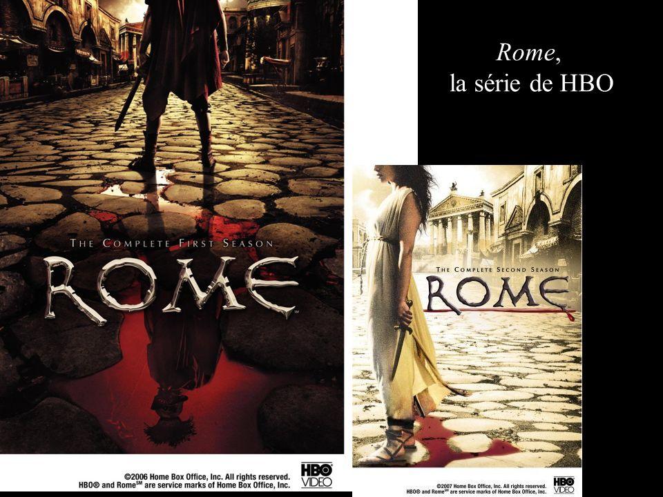 Rome, la série de HBO
