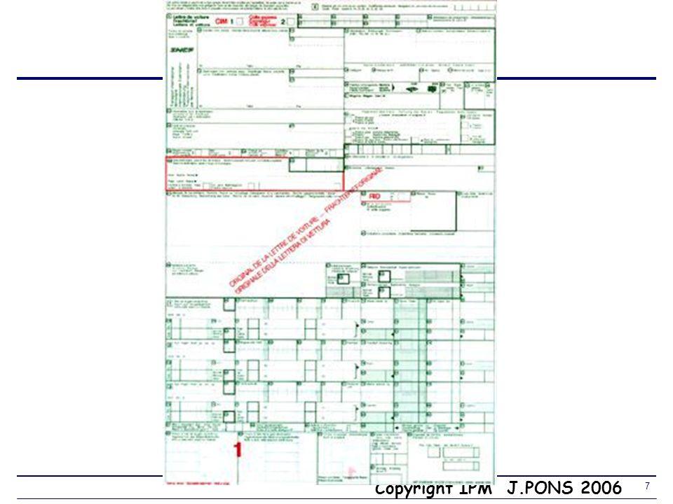 Copyright IPM J.PONS 2006 17 3.