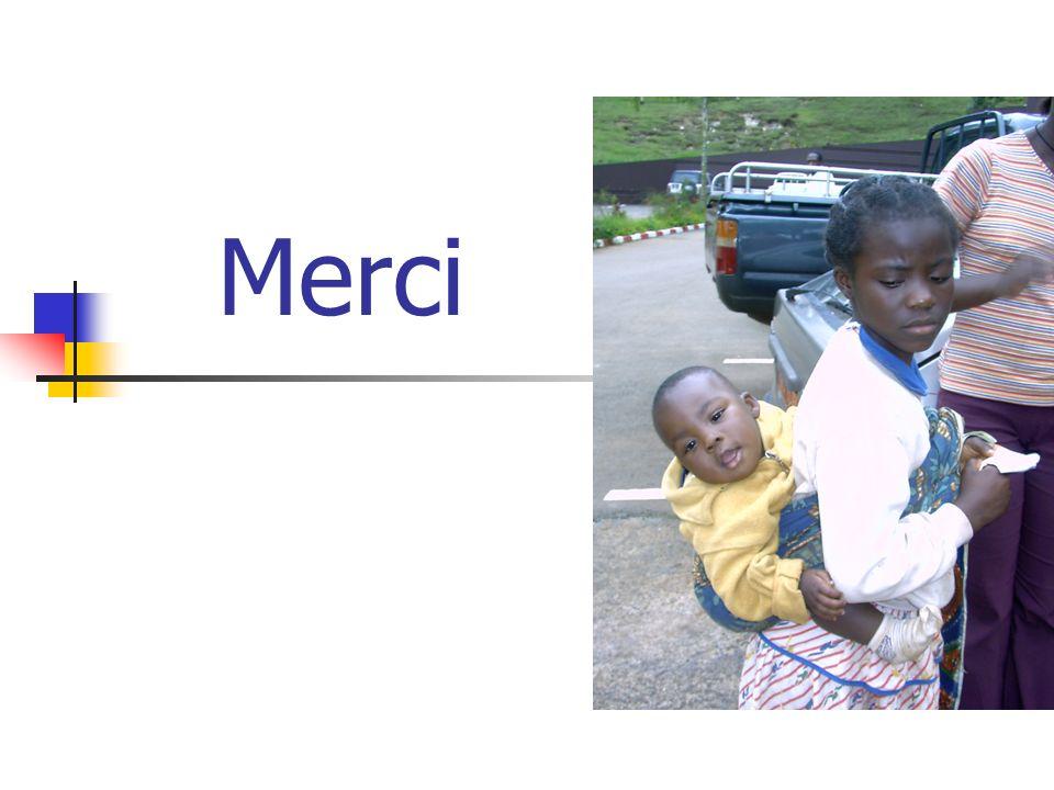 Conclusion Il faut écouter et prendre en compte lopinion des enfants Il faut se soucier de leur bien-être Il faut faire connaître les droits de lenfan