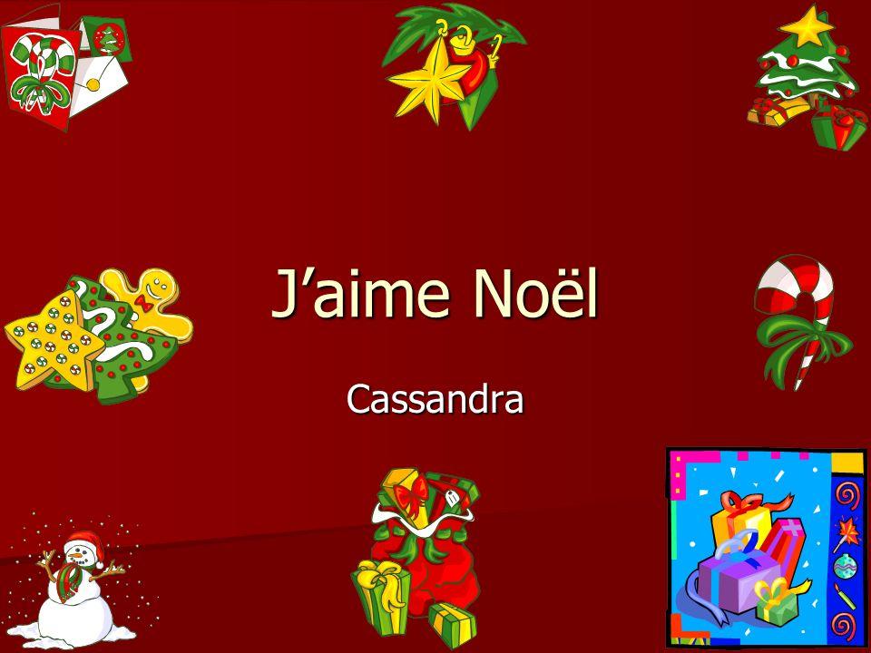 Jaime Noël Cassandra