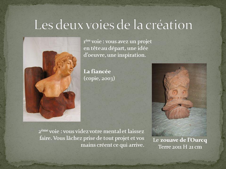 Ma « prof » ma baptisé le coroplaste zoomorphe.Coroplaste, en grec, signifie sculpteur sur terre.