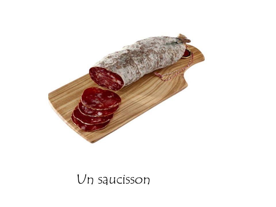 Un saucisson