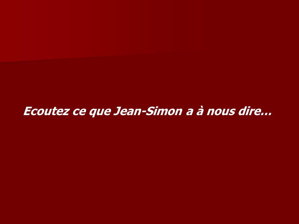 Jean-Simon, 13 ans, est arrivé au camp il y a deux semaines. Malheureusement, il s'est cassé un bras il y a une semaine. Jean-Simon, 13 ans, est arriv