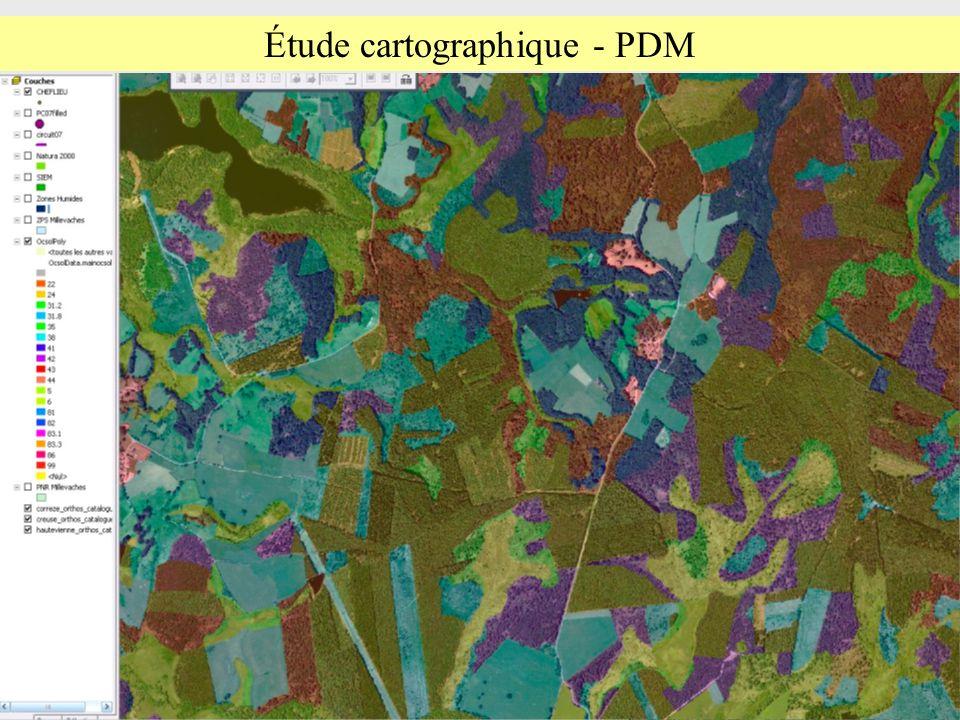 17 Étude cartographique - PDM