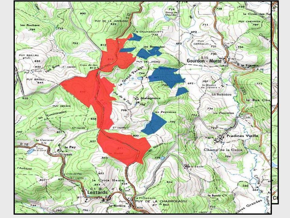 31 Les réalisations GOURDON-MURAT-LESTARDGOURDON-MURAT-LESTARD tronçon de 3 km, 15 propriétaires pour 84 ha regroupement de 9 propriétaires pour 63 ha de travaux VALIERGUESVALIERGUES tronçon de 3 km, 23 propriétaires pour 74 ha regroupement de 17 propriétaires pour 27 ha déclaircie et coupe.