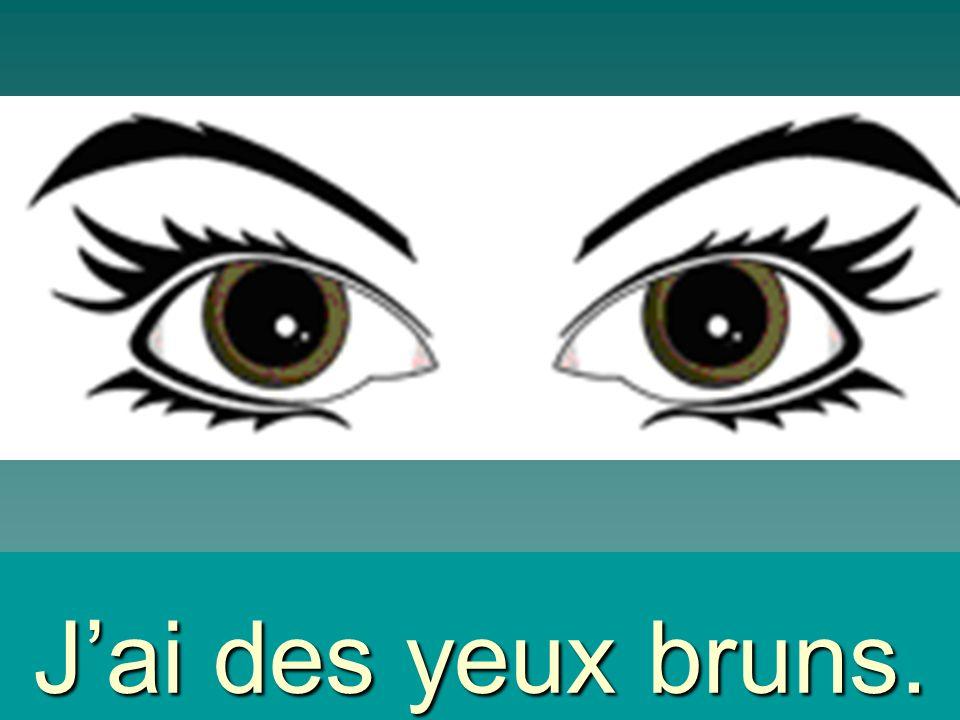 des yeux bleus Jai des yeux bleus.
