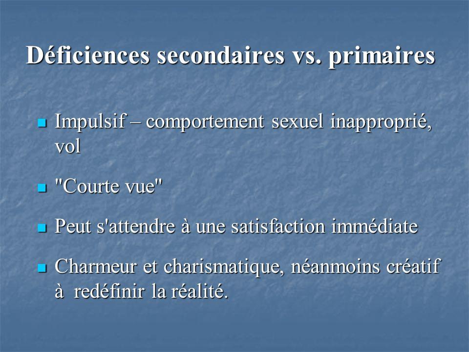 Interventions: Psychosociologie
