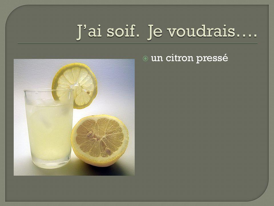 un citron pressé
