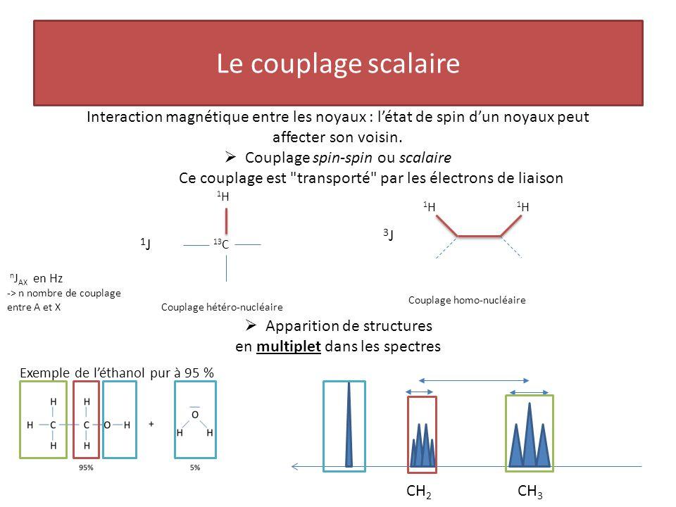 COSY localisée (L-COSY) Mise en place dun pseudo-temps t1 en se basant sur une séquence PRESS Sous environnement de programmation Bruker et optimisation des gradients de sélection et de brouillage a: Cho, Tau, NAA, GABA, Cr, MIn, Lac, Gln, Glu B0 = 200Mhz NA =1 TR= 2500 ms t1: 256 pts t2: 1024 pts Résolution spectrale: 10 ppm Durée dacquisition: 10min Spectre LCOSY de 9 métabolites a Lac Glu Tau z x y π/2π t1t2 π/2 t1t2 Correlated SpectroscopY Localized-Correlated SpectroscopY