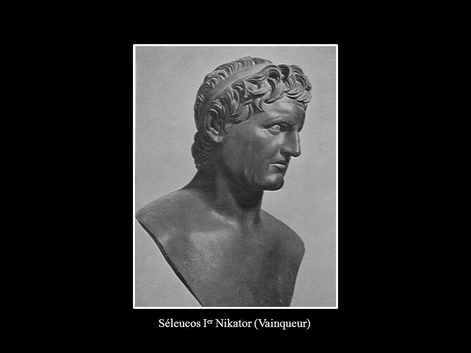Séleucos I er Nikator (Vainqueur)