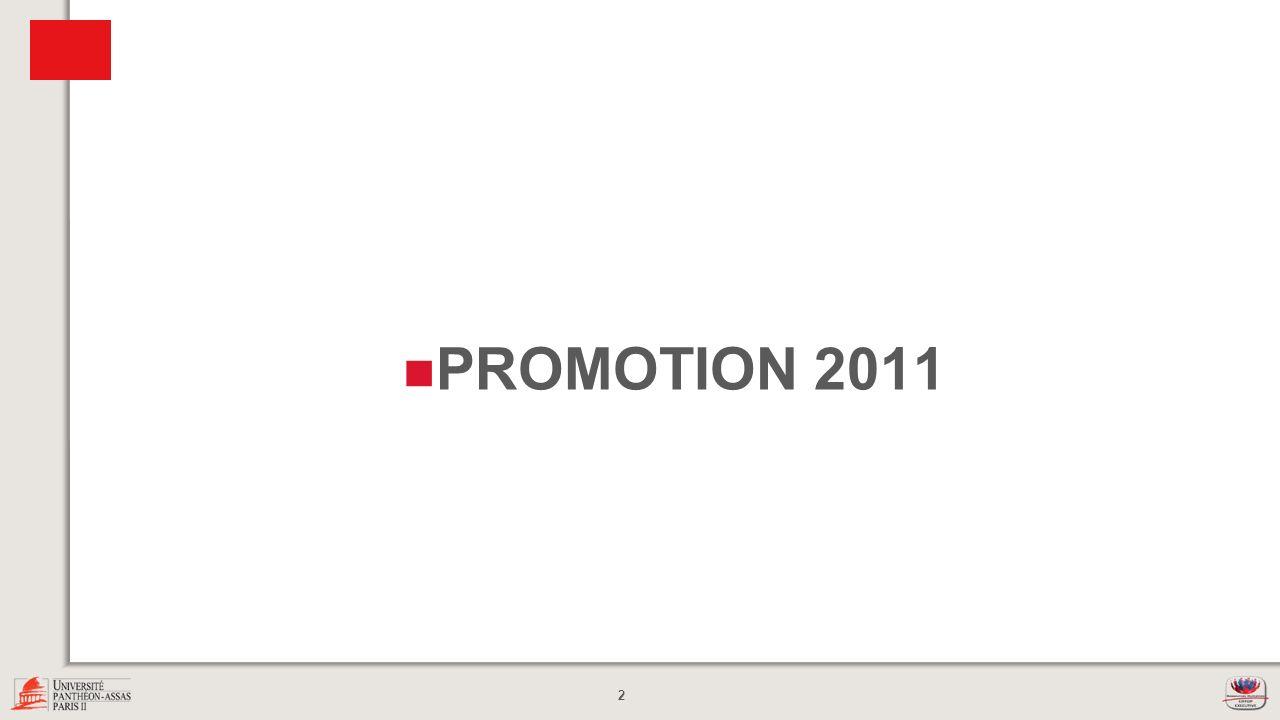 2 PROMOTION 2011