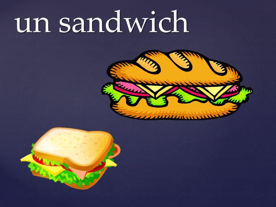 un pain (de campagne)