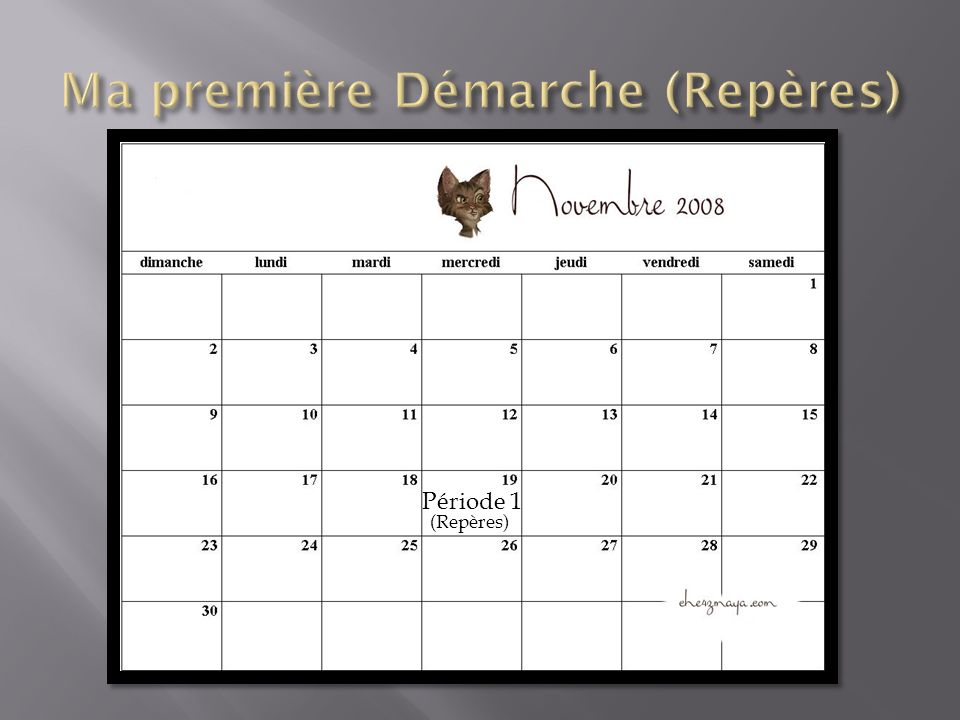 Deuxième Période, 12 Décembre 08 Ce que jai fais: Rempli la feuille de planification et de suivi, Fait la feuille de réflexion sur mon questionnaire.