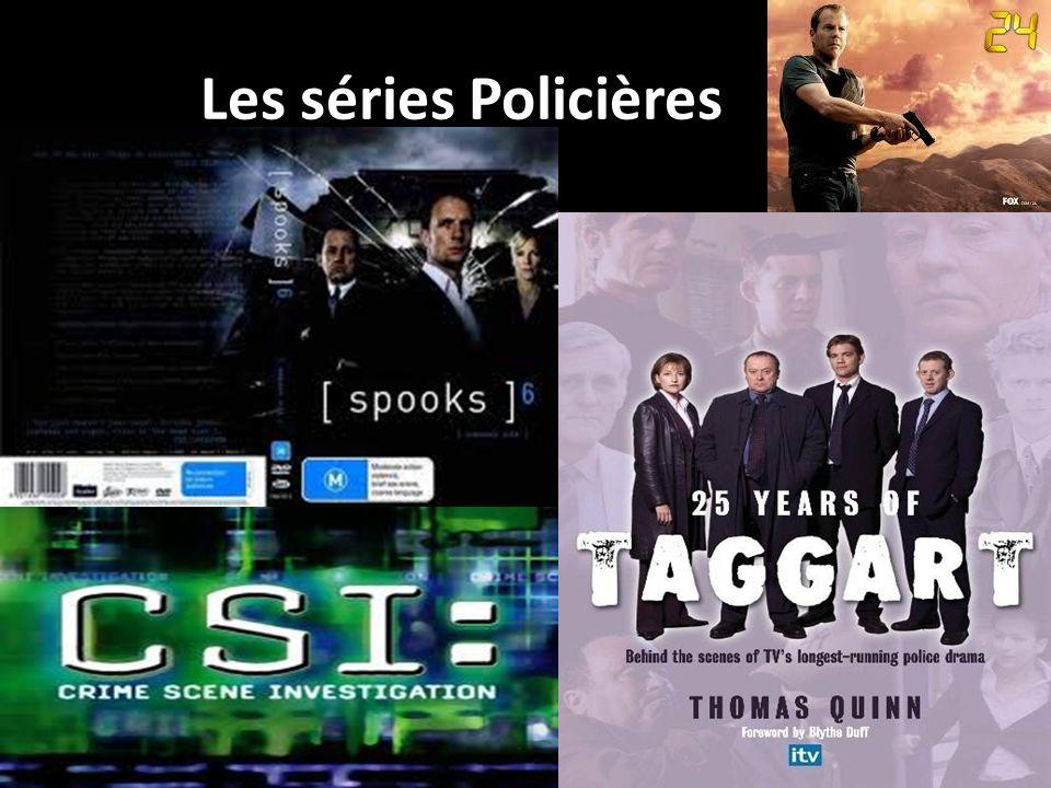 Les séries PolicièresLes S
