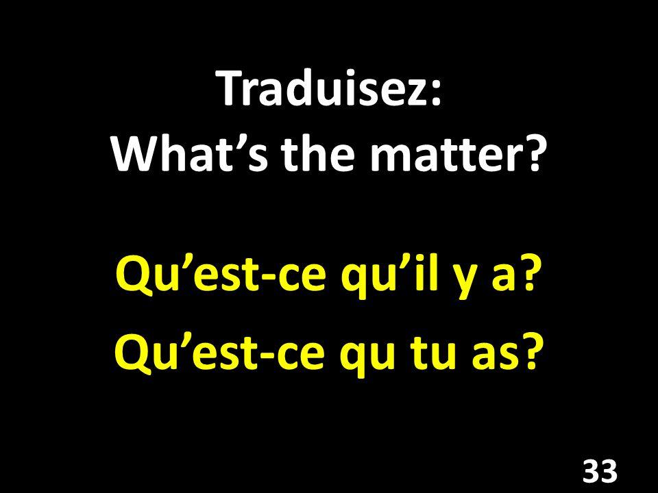 Ecrivez avec linversion: Il habite à Québec? Habite-t-il à Québec? 34
