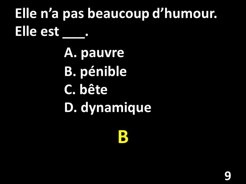 Comment dit-on «a squirrel» en français? un écureuil 10