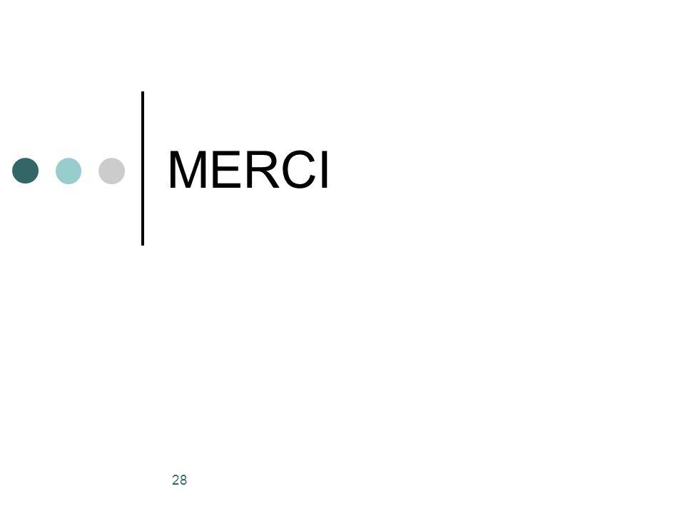 28 MERCI