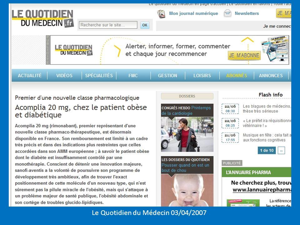 Guidelines for the management of atrial Fibrillation (ESC 2010) Liens dintérêts/conflits dintérêts