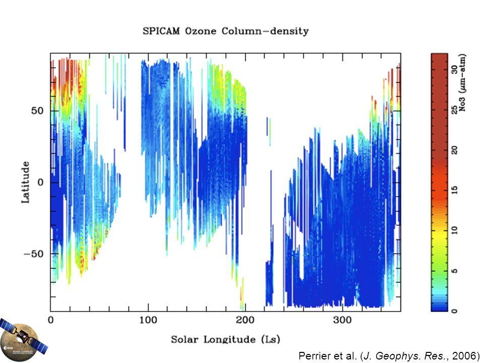 Perrier et al. (J. Geophys. Res., 2006)